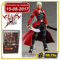 (Reserva 10% do Valor) Figma Archer 223 fate stay night MAX FACTORY