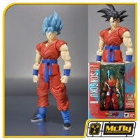 S.H. Figuarts Dragon ball Z Kai God SSJ Goku
