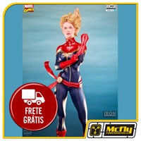 Iron Studios Captain Marvel 1/10 Art Scale Marvel