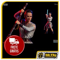 Iron studios Rey Star Wars 1/10