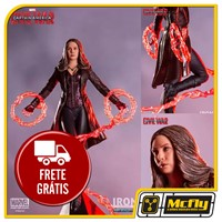Iron Studios Scarlet Witch Captain America civil War 1/10