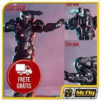 Iron Studios War Machine Captain America Civil War 1/10