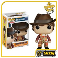 Funko POP 222 Fourth Doctor Who