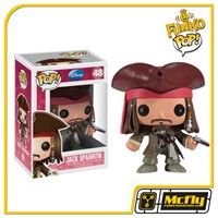 Funko POP 48 Jack Sparrow Disney