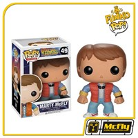Funko POP 49 Marty Mcfly Back to the Future