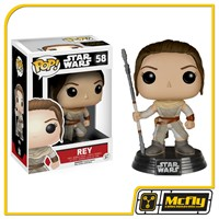Funko Star Wars Rey 58 POP