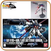 Gundam 1/144 #171 HGCE GAT-X105+AQM/E-X01 Aile Strike Gundam O.M.N.I. Enforcer