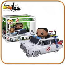 Ghostbusters - ECTO-1 - Winston Zeddemore - Pop! Funko