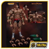 Goro Mortal Kombat Storm Collectibles 1/12 Action Figure