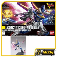 Gundam  HGUC Universal Century LM314V21 Victory Two V2 League Militaire Multiple Model Kit #169 1/144