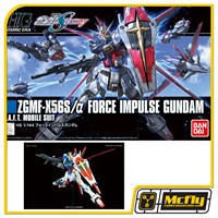 Gundam 1/144 #198 HGCE ZGMF-X156S Force Impulse Revive Ver. Model Kit