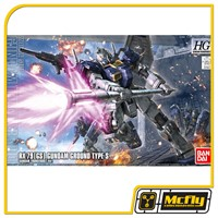 Gundam 1/144 HG RX-79 GS Ground Type-S Thunderbolt Model Kit