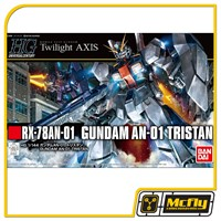 Gundam 1/144 HGUC #205 RX-78 AN-01 Tristan Twilight Axis Model Kit