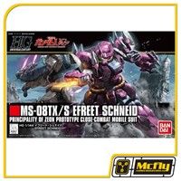 Gundam 1/144 HGUC #206 MS-08TX S Efreet Schneid Model Kit