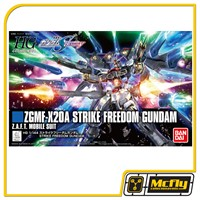 Gundam 1/144 #201 HGCE ZGMF-X-20A Z.A.F.T. Strike Freedom  Revive Ver. Model Kit