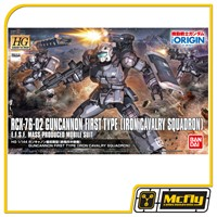 Gundam 1/144 HG #011 The Origin Guncannon First Type Model Kit
