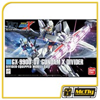 Gundam 1/144 HGAW #118 GX-9900-DV  X Divider After War Model Kit