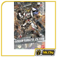 Gundam Barbatos 6th 1/100 #05  G Tekketsu Iron Blooded Orphans
