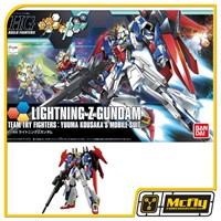Gundam 1/144 Build Fighters Try HGBF #040 Lightning Z (Zeta)