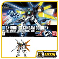 Gundam 1/144 #163 HGAW After War Gundam Double X Model Kit