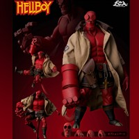 HELLBOY 1000TOYS DARK HORSE 1/12 SCALE