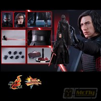 Hot Toys 1/6 Star Wars The Last JediI Kylo Ren MMS438