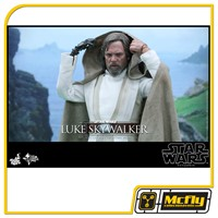 HOT TOYS Star Wars THE FORCE AWAKENS LUKE SKYWAKER MMS390