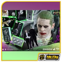 HOT TOYS SUICIDE SQUAD THE JOKER TUXEDO VERSION MMS395