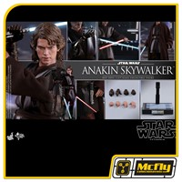 Hot Toys Anakin Skywalker MMS437 STAR WARS EPISODE III REVENGE OF THE SITH