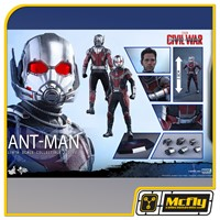 Hot Toys Ant Man Captain America Civil War MMS362 1/6