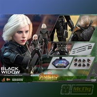 Hot Toys 1/6 Black Widow MMS460 Avengers Infinity War