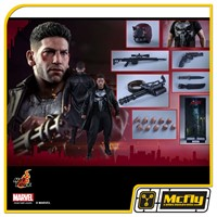 Hot Toys Daredevil: Punisher TMS004