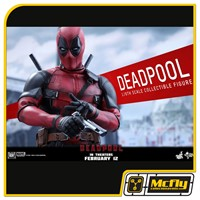 Hot Toys Deadpool MMS347 1/6 Marvel