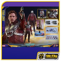 (RESERVA 10% DO VALOR) Hot Toys Guardians of the Galaxy Vol 2 STAR LORD MMS420