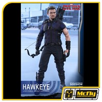 Hot Toys Hawkeye CAPTAIN AMERICA: CIVIL WAR MMS358