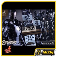 Hot Toys IRON MAN MARK VII STEALTH MODE VERSION MMS282 Exclusive