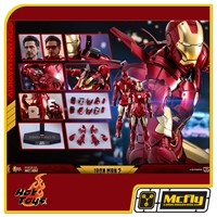 Hot Toys Iron Man 2 Mark IV 4 MMS461 D21 Diecast 1/6