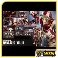 Hot Toys Iron Man MARK XLII 42 1/4 QS007