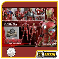 Hot Toys Iron Man Mark XLV 45 1/4 QS006 Avengers Age of Ultron