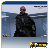 Hot Toys NICK FURY CAPTAIN AMERICA: THE WINTER SOLDIER MMS 315
