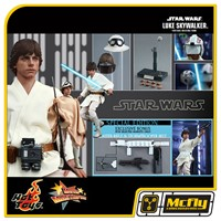 Hot Toys Luke skywalker MMS297 EXCLUSIVE STAR WARS: EPISODE IV A NEW HOPE