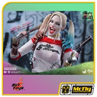 Hot Toys SUICIDE SQUAD Harley Quinn MMS383
