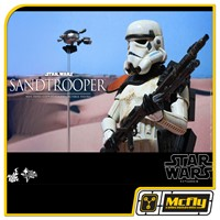 Hot Toys Sandtrooper MMS295 Star Wars EPISODE IV A NEW HOPE
