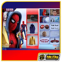 Hot Toys Spider Man HomeComing MMS426 Deluxe ver