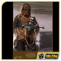 Hot Toys Star Wars EPISODE IV A NEW HOPE Chewbacca MMS262