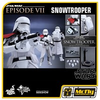 Hot Toys Star Wars First Order Snowtrooper Officer MMS322