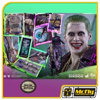 Hot Toys Suicide Squad THE JOKER (PURPLE COAT VERSION EXCLUSIVO MMS382