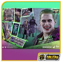 Hot Toys Suicide Squad THE JOKER PURPLE COAT VERSION MMS382