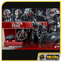 Hot Toys Ultron Prime AVENGERS: AGE OF ULTRON MMS284