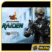 Hot Toys REVENGEANCE RAIDEN METAL GEAR RISING VGM17